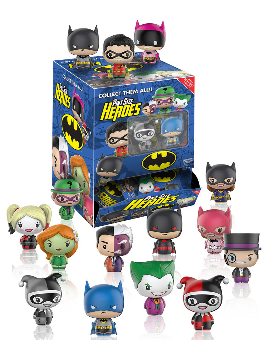 Pint Size Heroes - DC 2