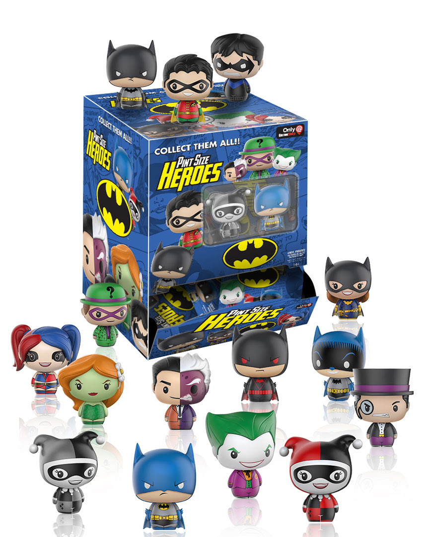Pint Size Heroes - DC 3