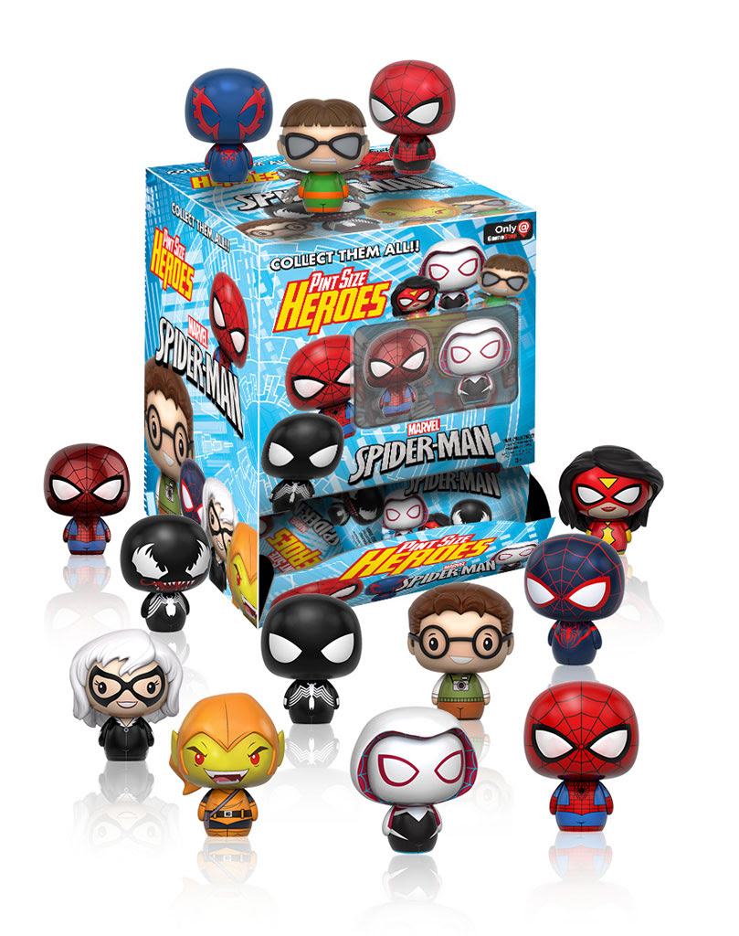 Pint Size Heroes - Spider-Man 2