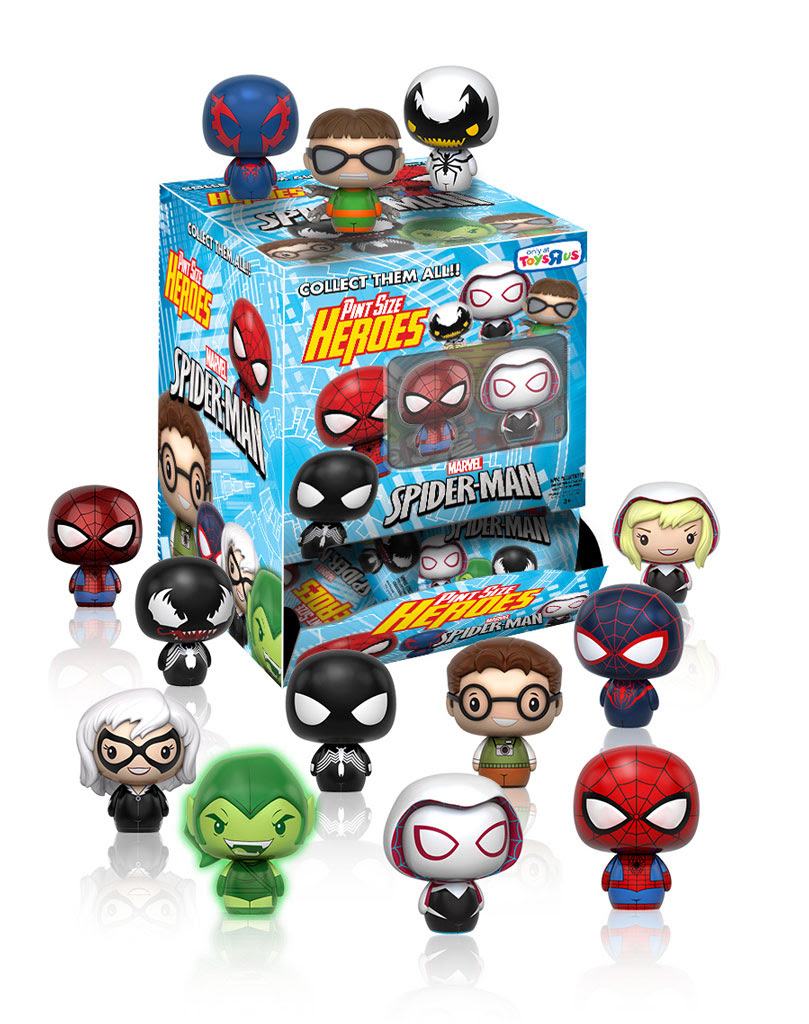 Pint Size Heroes - Spider-Man 3