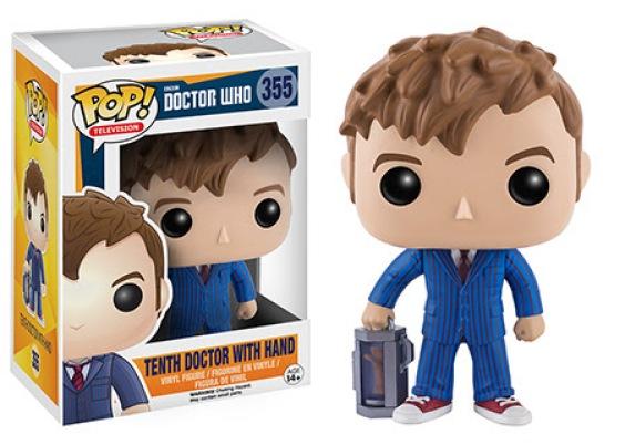 Pop! TV Doctor Who 1