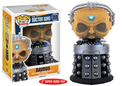 Pop! TV Doctor Who 5