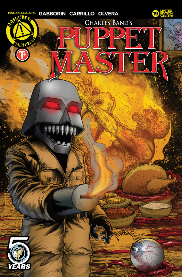 Puppet_Master_19_D_Kill_Cover RGB Solicit