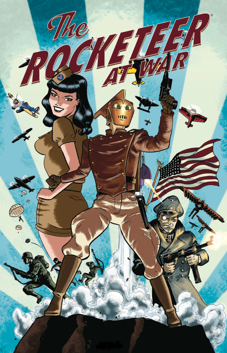 Rocketeer_AtWar_TPB-Cover