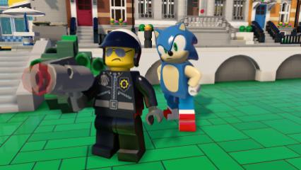 SEGA_Sonic & Bad Cop