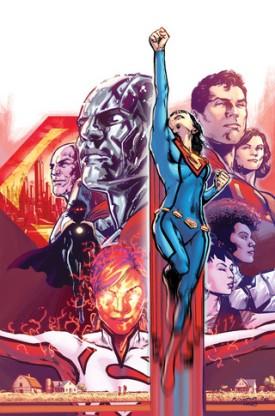Superwoman #1 Cover