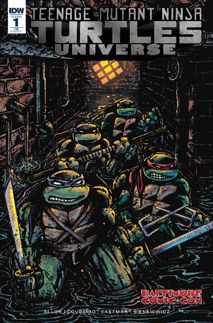 Teenage Mutant Ninja Turtles Universe