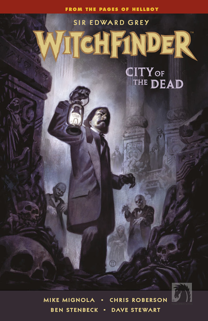 Witchfinder City of the Dead #1 1