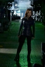 "MARVEL'S AGENTS OF S.H.I.E.L.D. - ""The Ghost"" - In the season premiere episode, ""The Ghost,"" Ghost Rider is coming, and S.H.I.E.L.D will never be the same. ""Marvel's Agents of S.H.I.E.L.D."" returns with a vengeance for the fourth exciting season in an all-new time period, TUESDAY, SEPTEMBER 20 (10:00-11:00 p.m. EDT), on the ABC Television Network. (ABC/Richard Cartwright) MING-NA WEN"