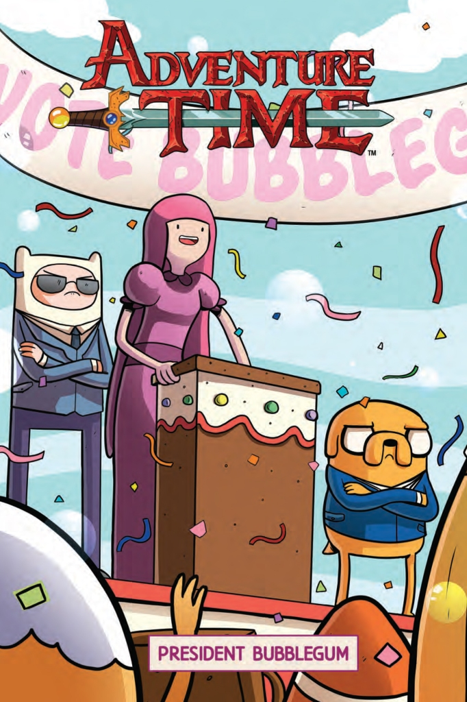 adventuretime_presidentbubblegum_ogn_cover