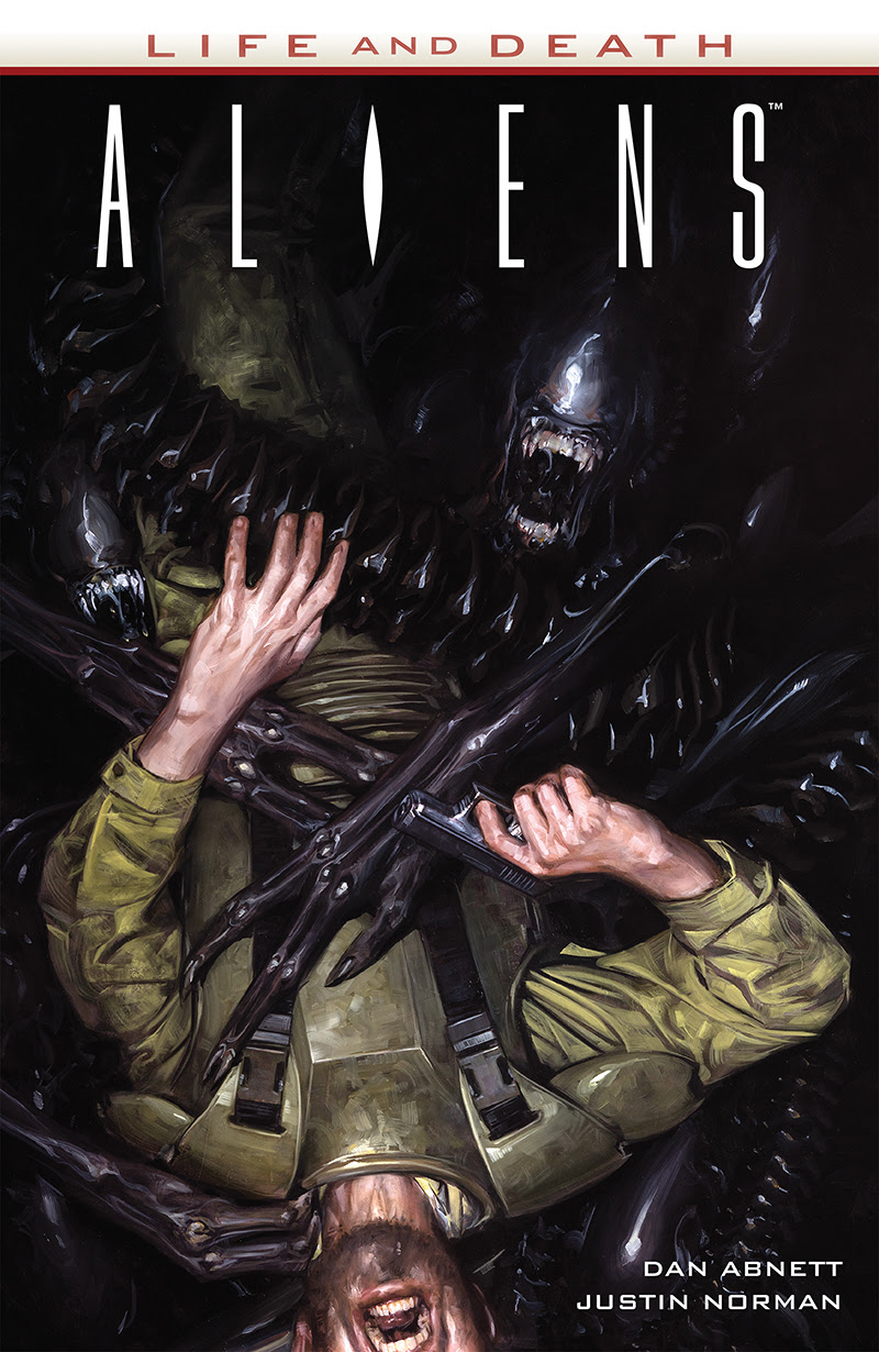 Aliens Life and Death #1 1