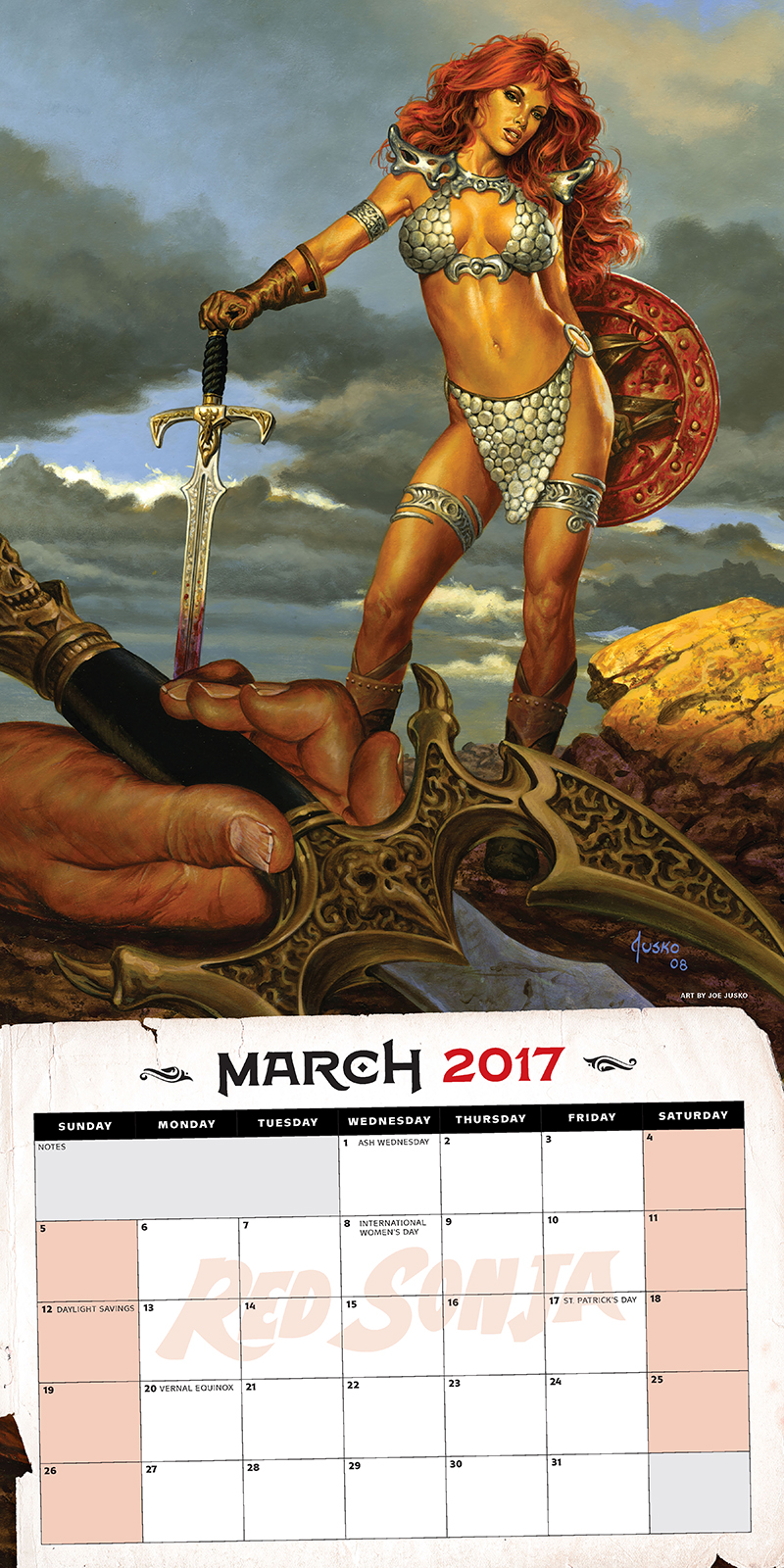 calendar2017redsonja-pagemarch