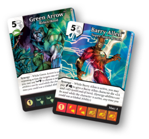 DC Comics Dice Masters: Green Arrow & The Flash Out Now  Here's the
