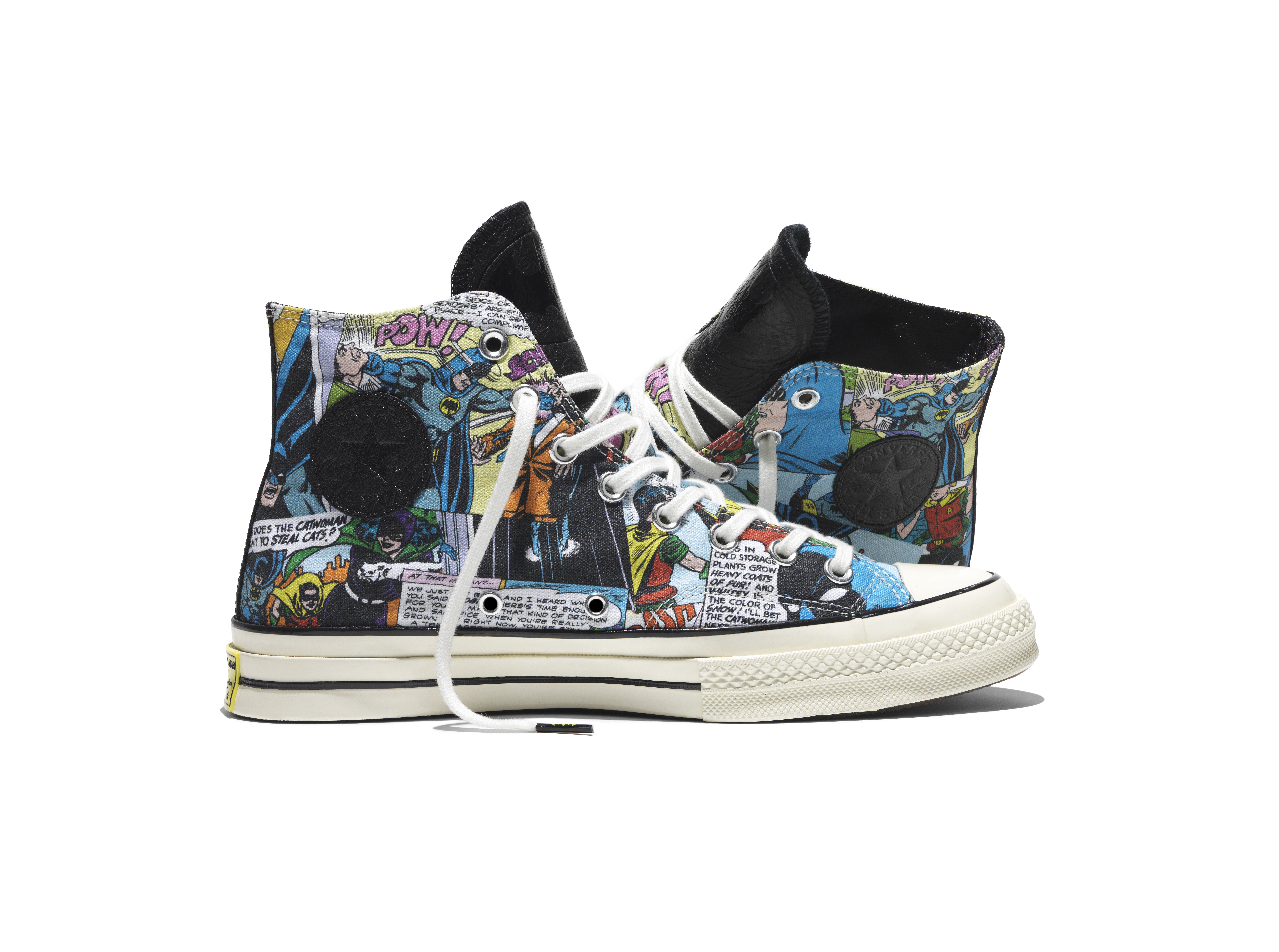 Converse and Warner Bros. Launch Chuck Taylor All Star '70