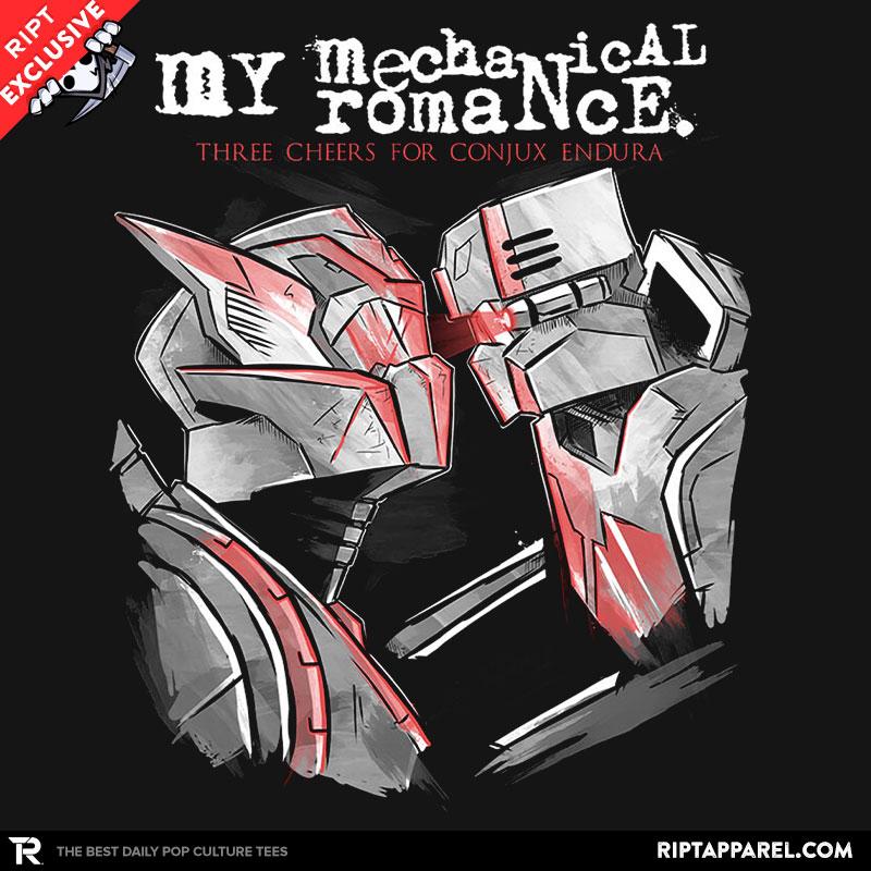 my-mechanical-romance