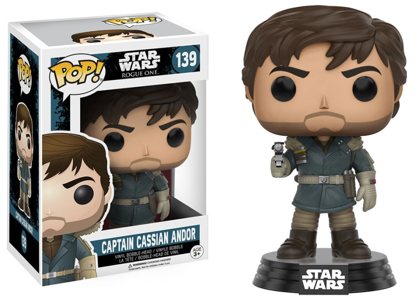 Pop! Star Wars Rogue One 4