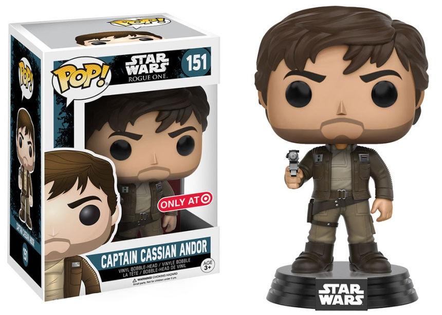 Pop! Star Wars Rogue One 5