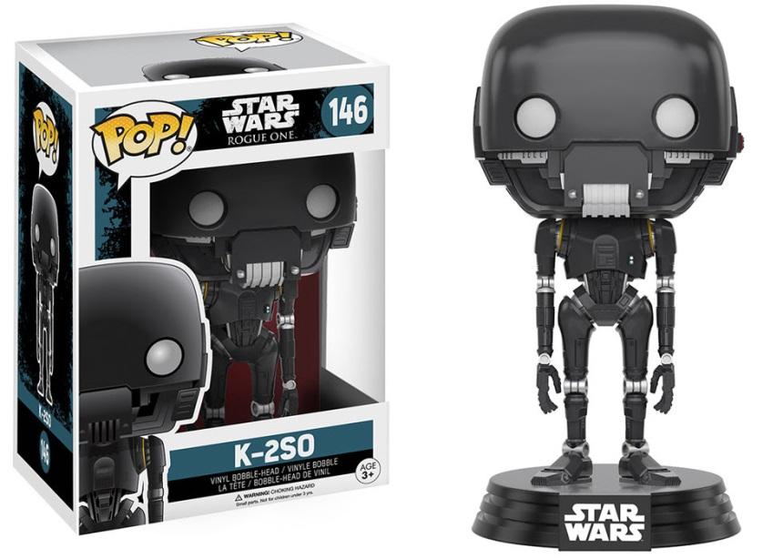 Pop! Star Wars Rogue One 6