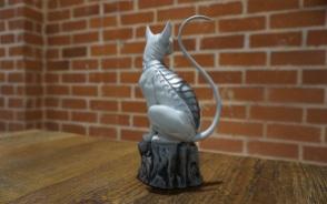 saga-lying-cat-statue-lcsd-3