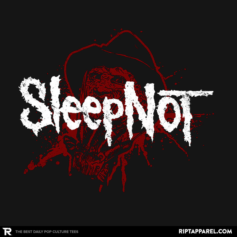sleep-not