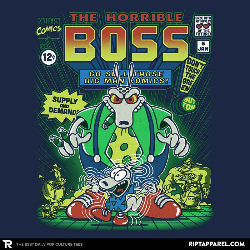 the-horrible-boss