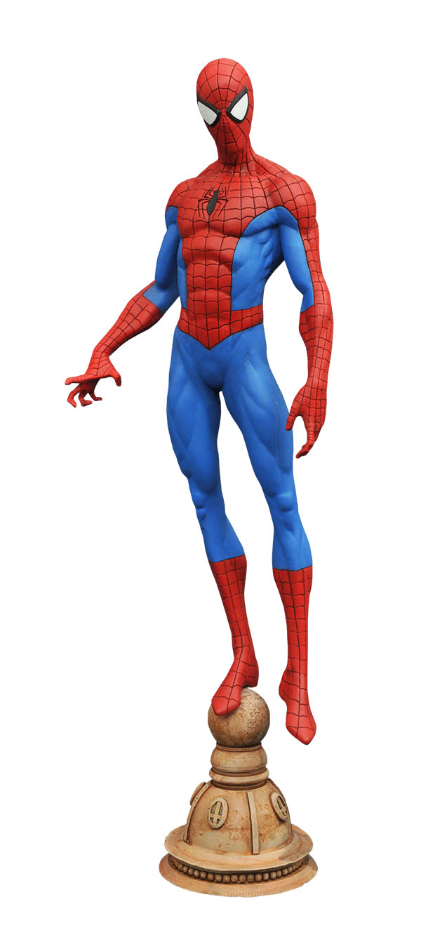 marvelspidermanpvc