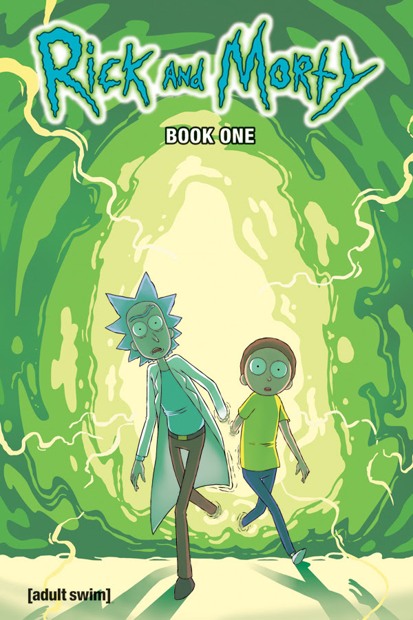 rick-and-morty-vol-1-hardcover