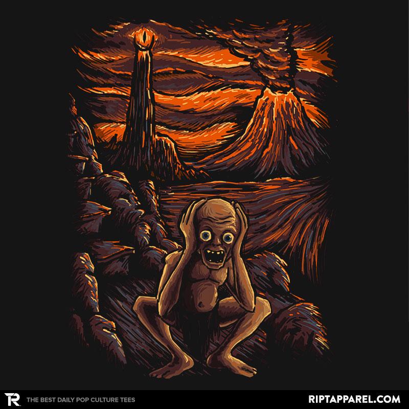 the-scream-in-mordor