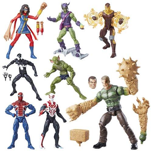 amazing-spider-man-marvel-legends-figures-wave-7