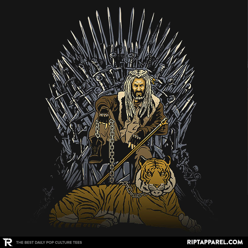 king-tiger
