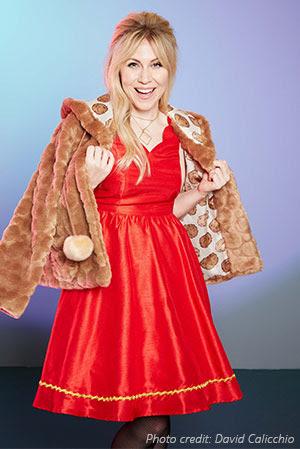 star-trek-bardot-party-dress-and-star-trek-tribble-faux-fur-coat