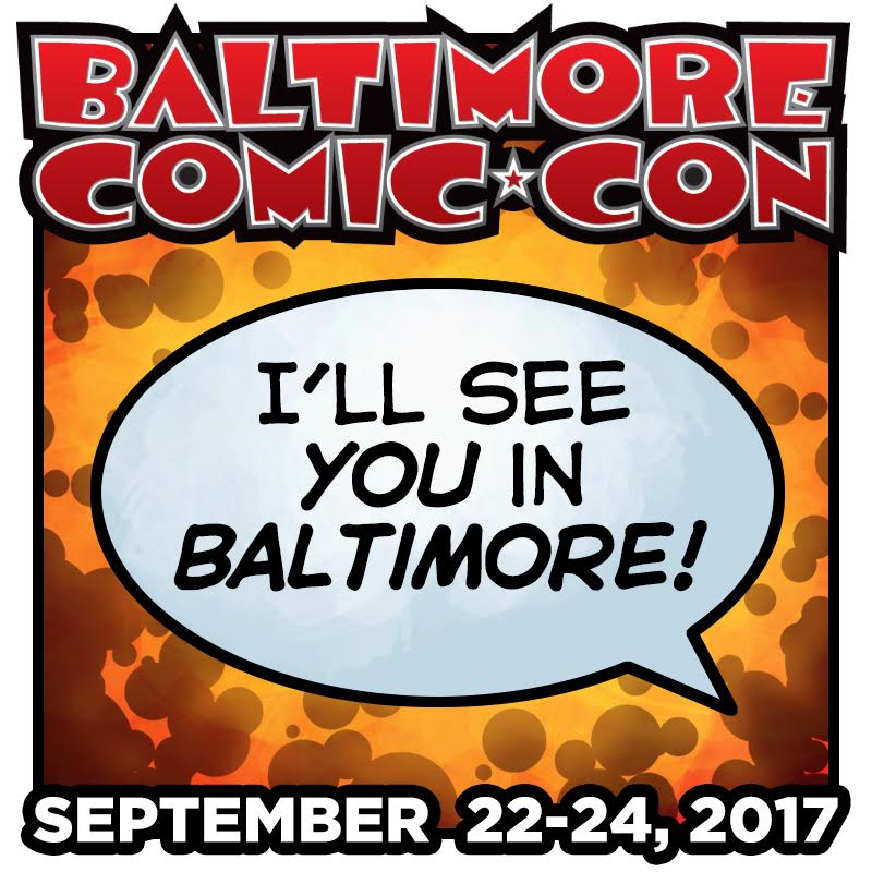 Baltimore Comic Con Announces a New Weapons Policy for 2017