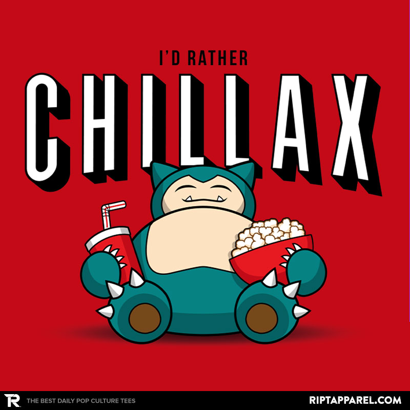 chillax-like-a