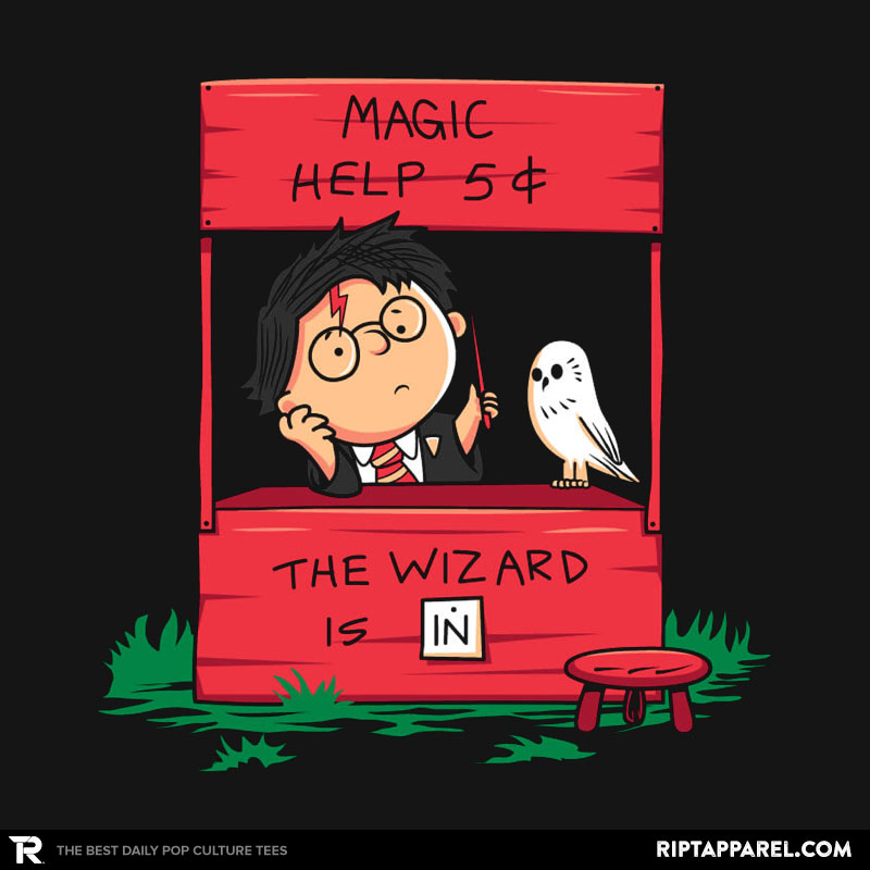harry-the-wizard