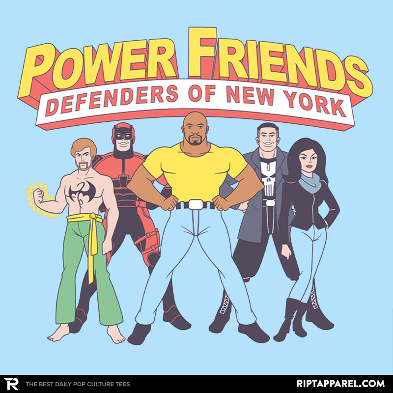 the-power-friends