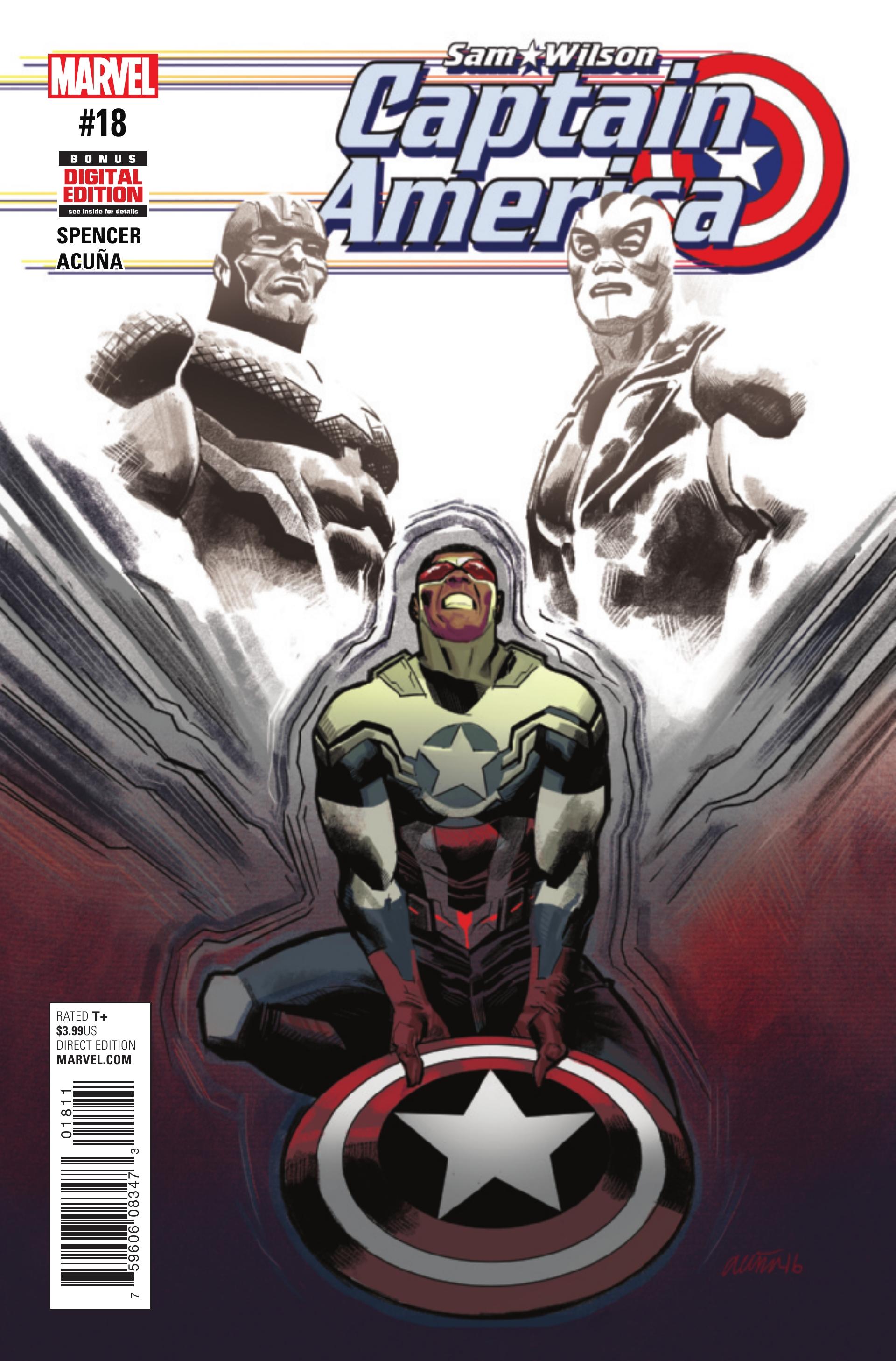 Preview: Captain America: Sam Wilson #18