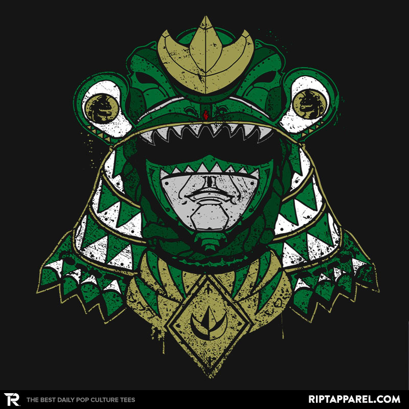 green-shogun-ranger
