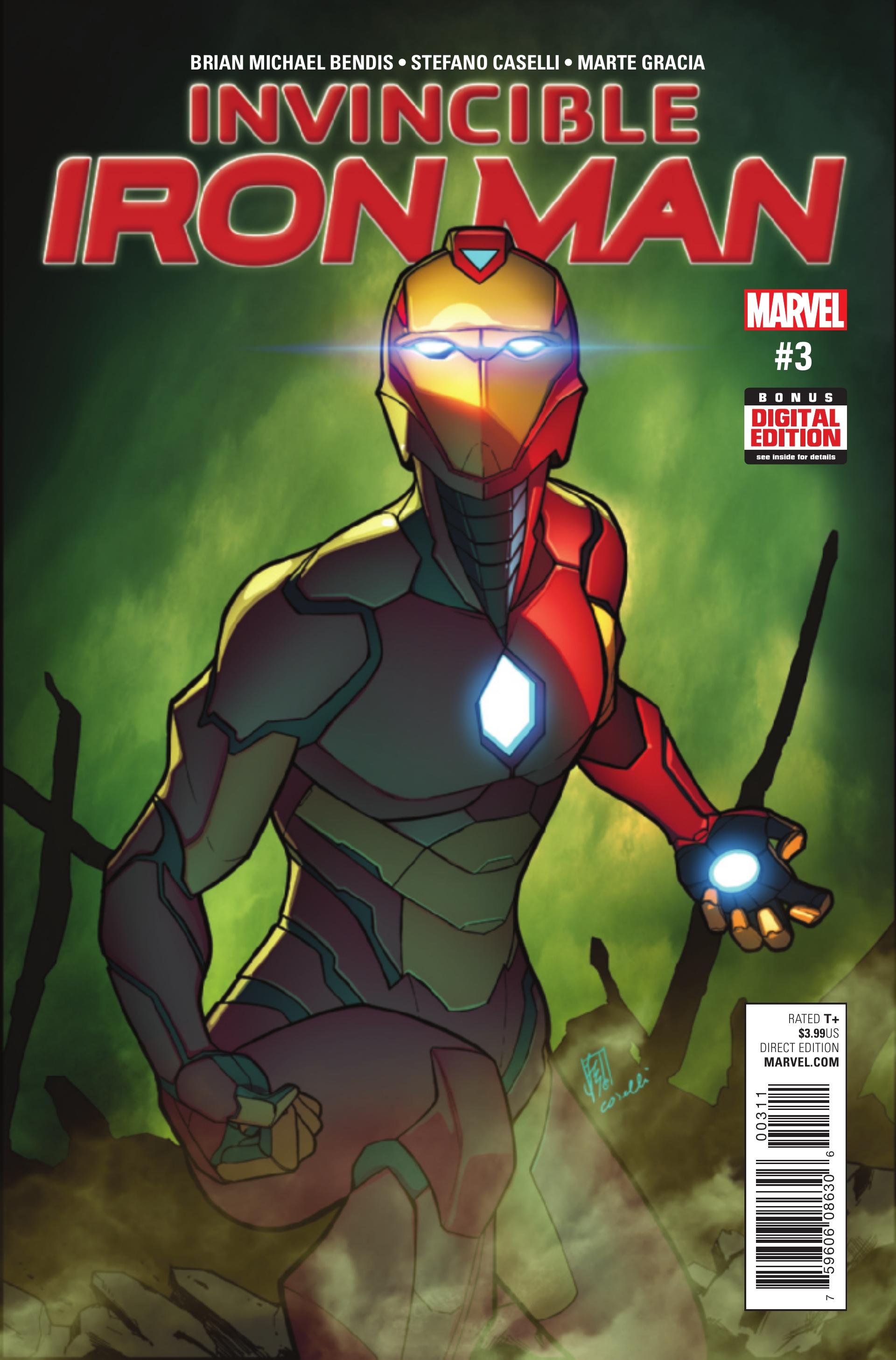 Preview: Invincible Iron Man #3