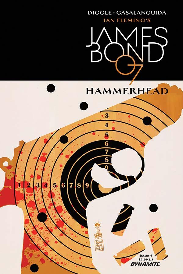Preview: James Bond: Hammerhead #4
