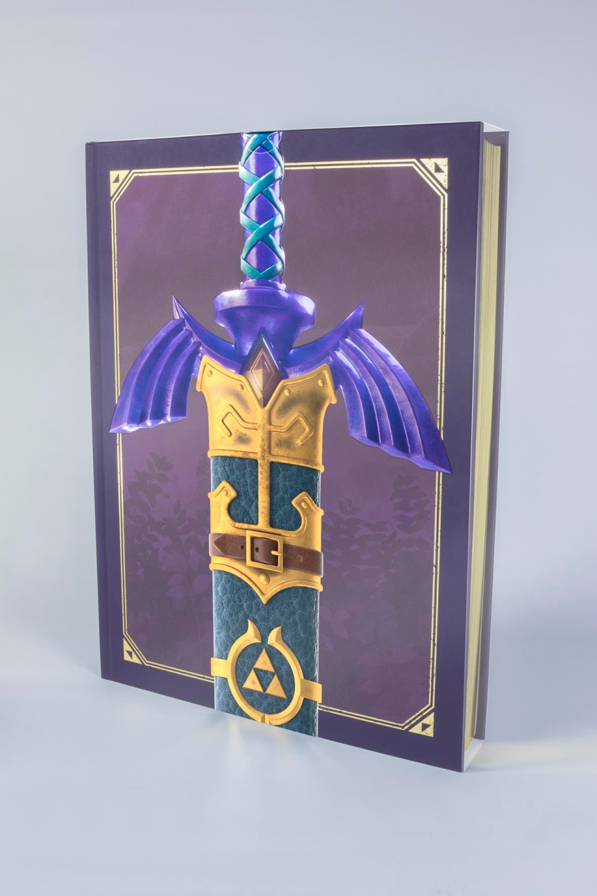 limited-edition-of-the-legend-of-zelda-art-artifacts