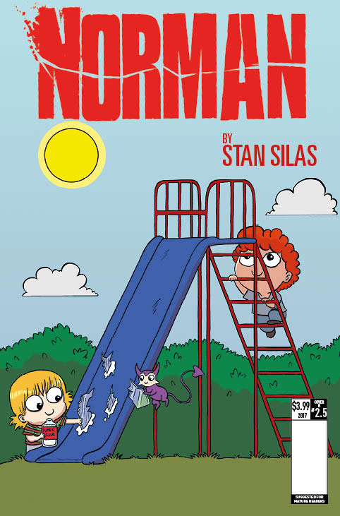 norman-2-5_cover_b_rachaelsmith