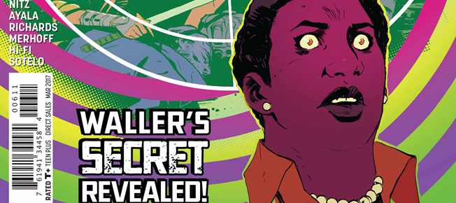 Writer Vita Ayala Discusses Amanda Waller and the Suicide Squad LIVE This Monday