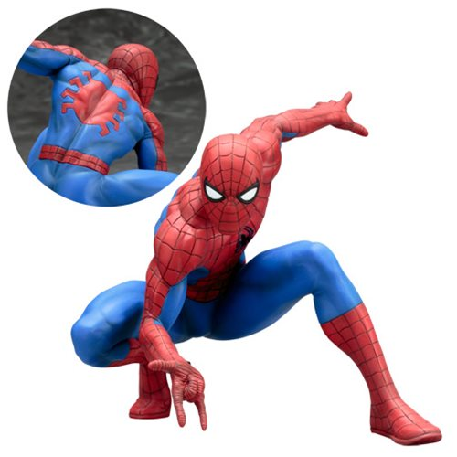 the-amazing-spider-man-artfx-statue