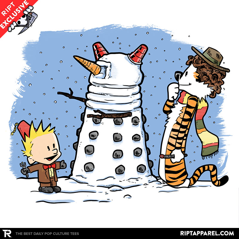 the-snow-dalek