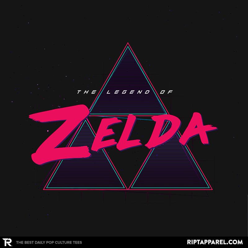 zelda-synthwave