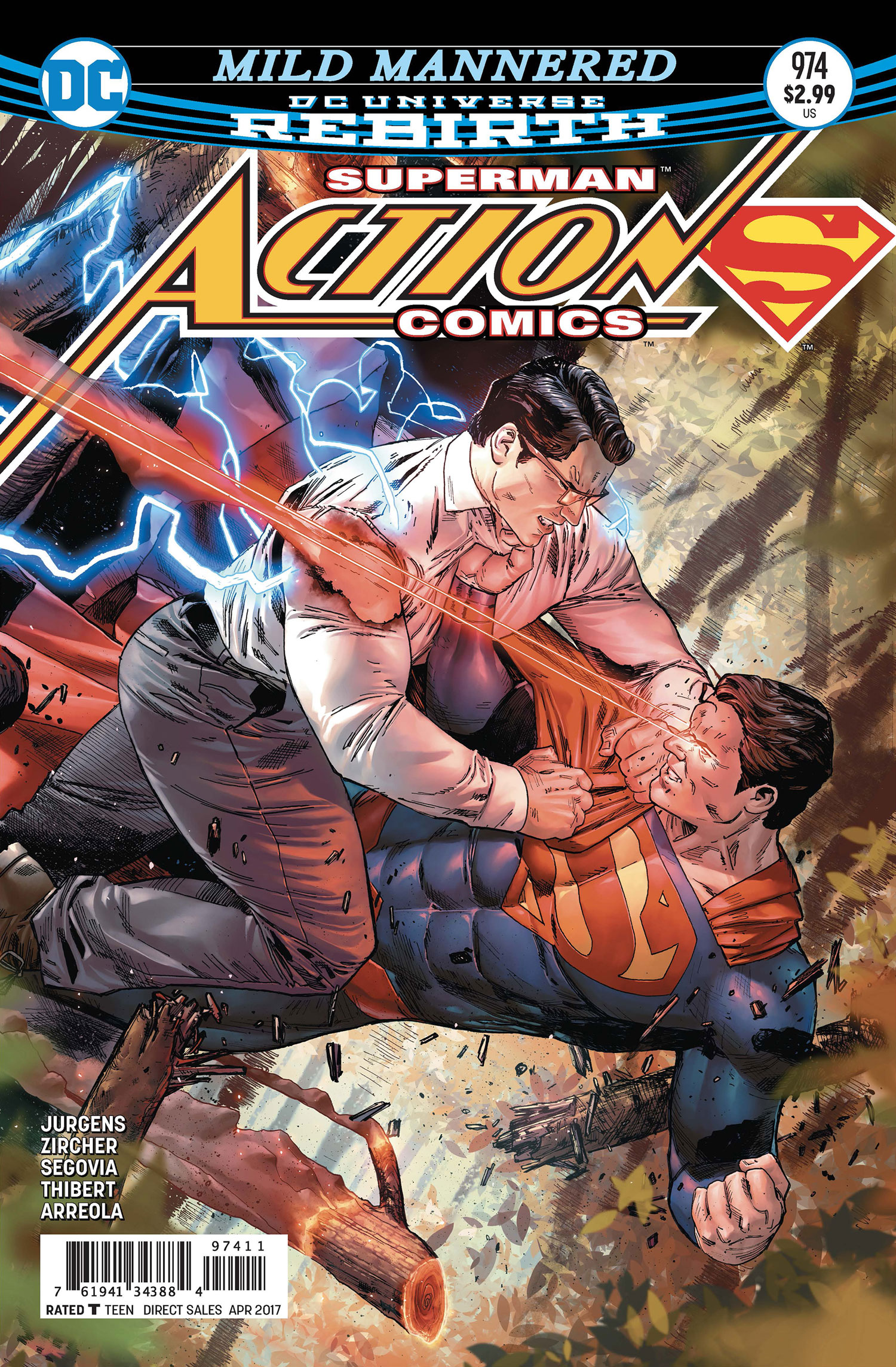 Preview: Action Comics #974