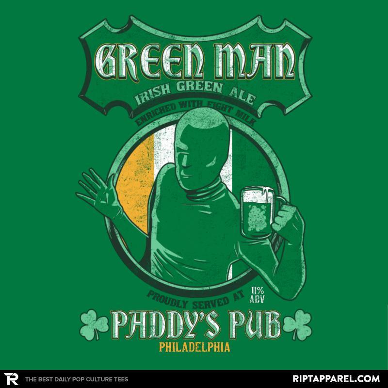 green-man-irish-green-ale