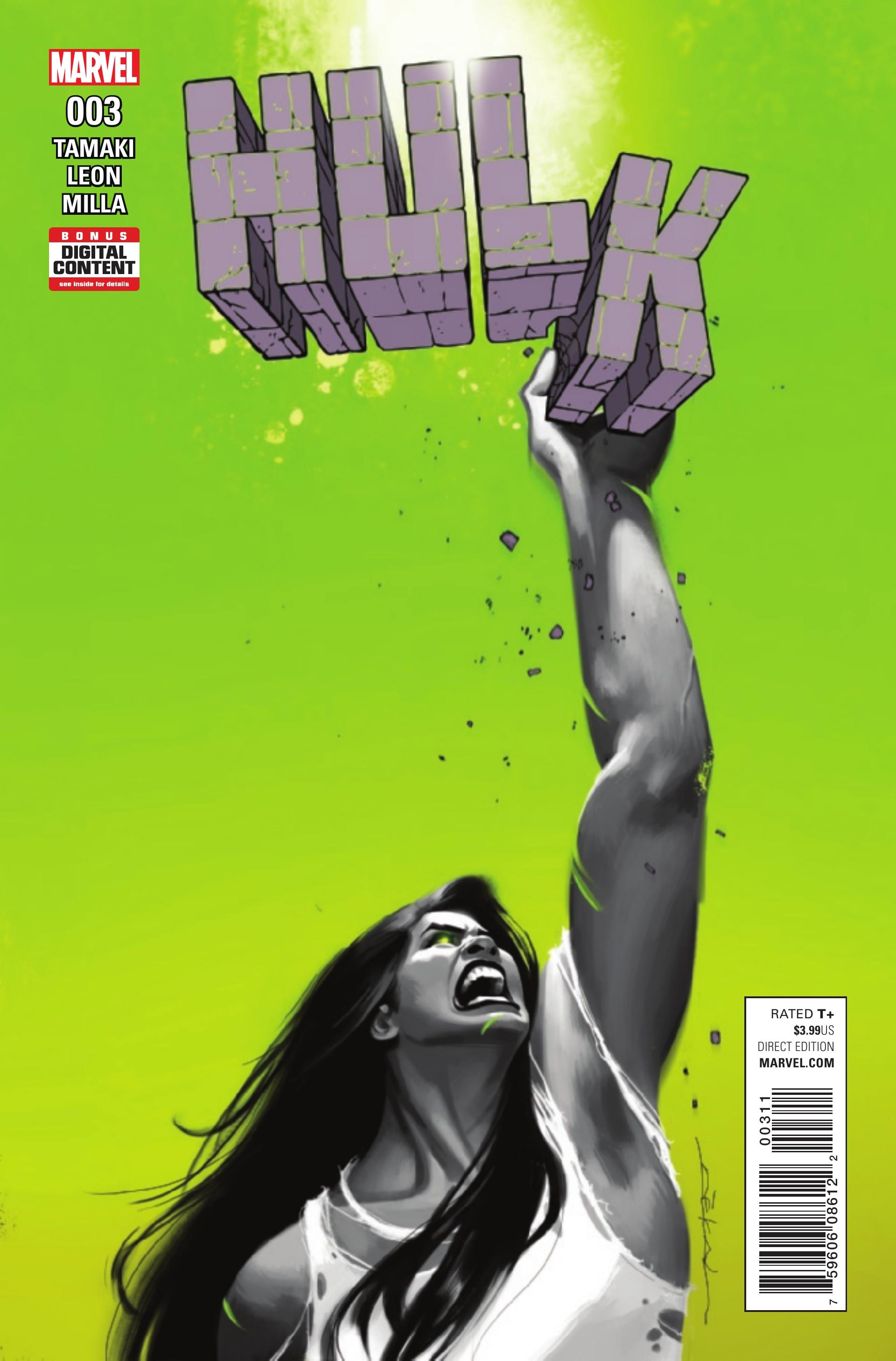 Preview: Hulk #3