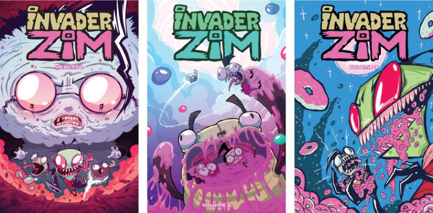 invader-zim-volumes-1-3