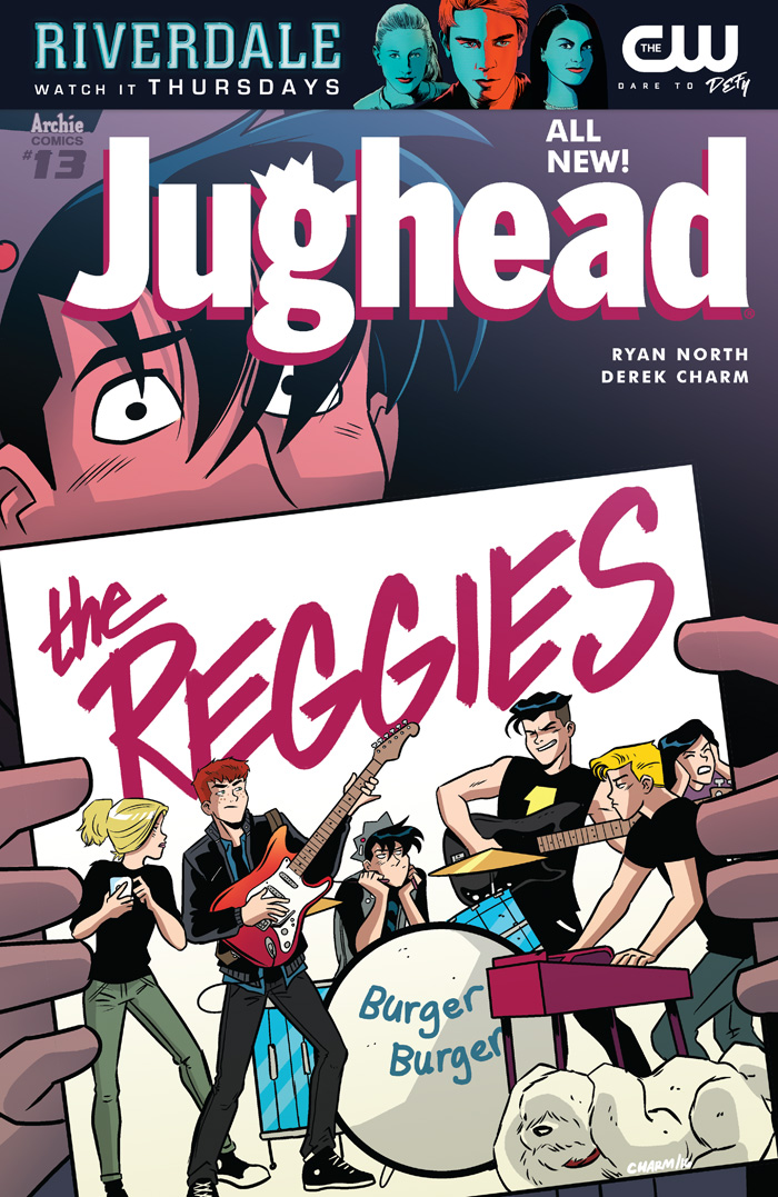 Preview: Jughead #13